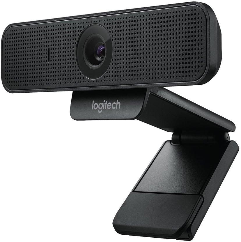 Logitech C925e 1920 x 1080 Webkamera Sort