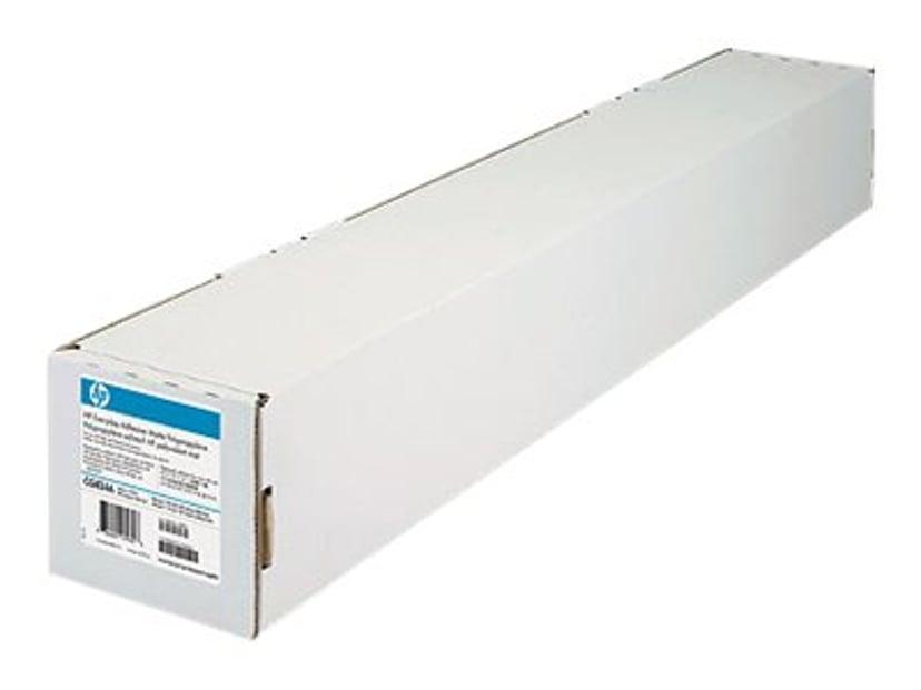 "HP Papper Everday Adhesive Matt Polypropylene 44"" Rulle 22.9m 120g"