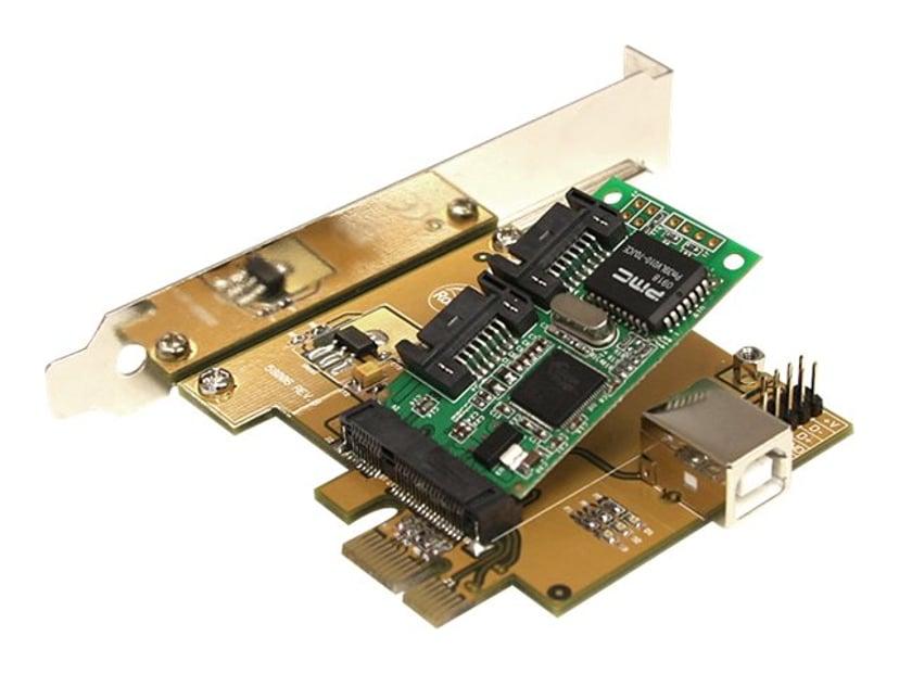 Startech PCI Express to Mini PCI Express Card Adapter