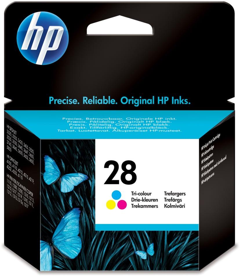 HP Blekk Farge No.28 DJ 3320/3420