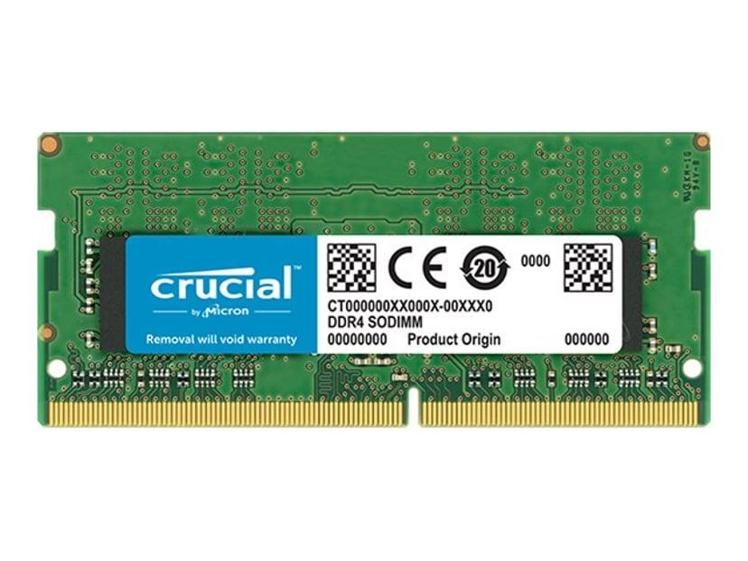 Crucial DDR4 4GB 2,400MHz DDR4 SDRAM SO DIMM 260-pin
