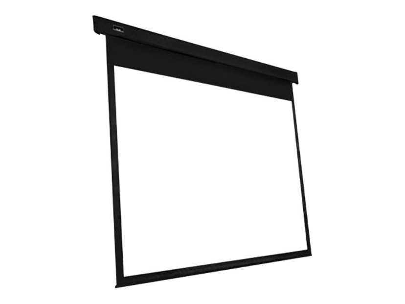 Multibrackets Projection Screen Engine Black Edition 300x168 16:9 135""