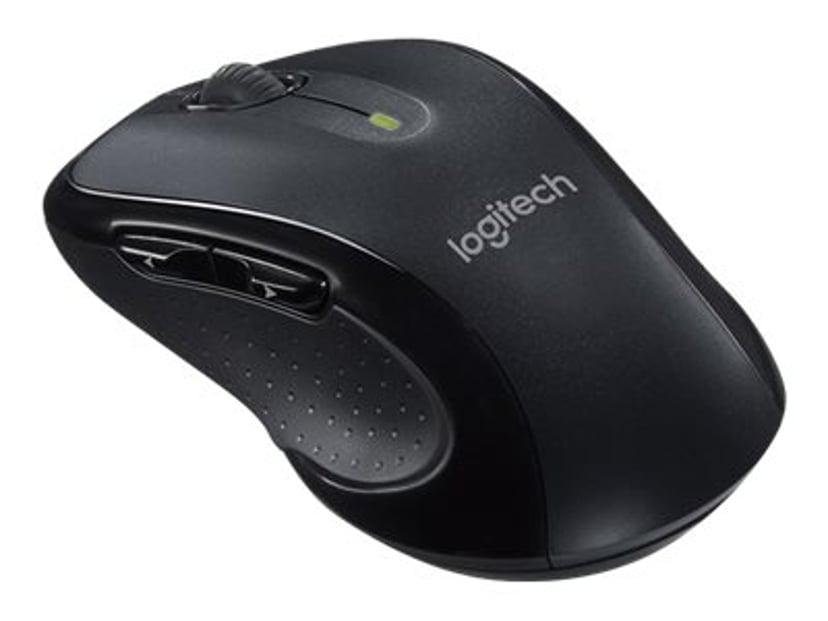 Logitech M510 Mus Trådlös Svart