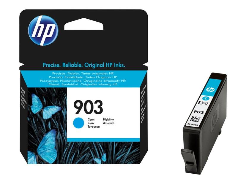 HP Bläck Cyan No.903