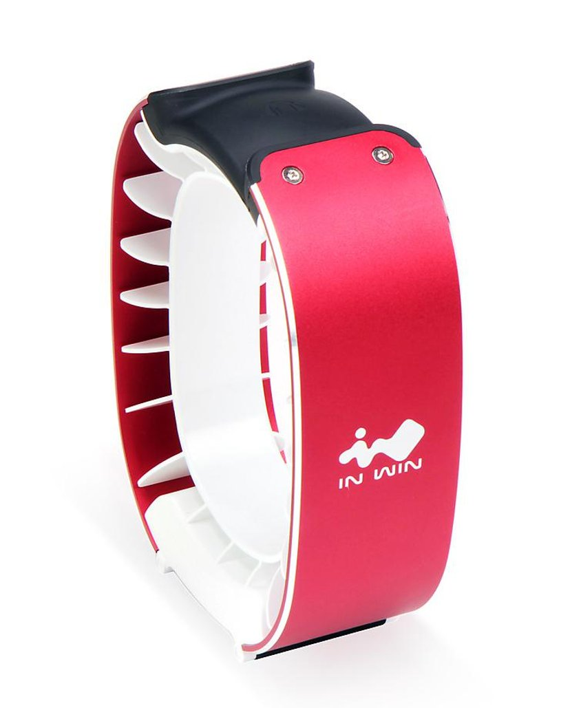 In Win Pro 1 Headphone Stand Red/White