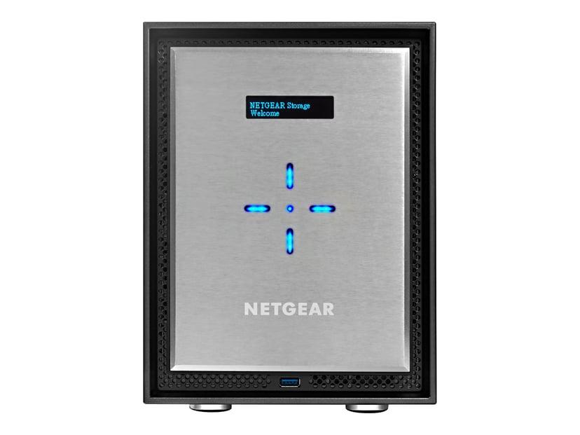 Netgear ReadyNAS 626X 0TB NAS-server