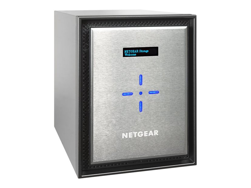 Netgear ReadyNAS 626X 0TB NAS-server