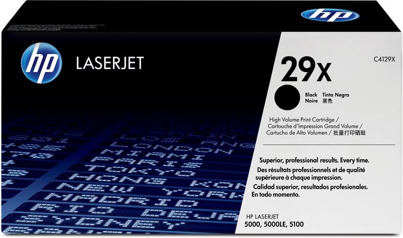 HP Toner Svart - LJ 5XXX
