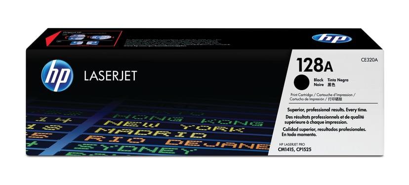 HP Toner Zwart 2K - CE320A