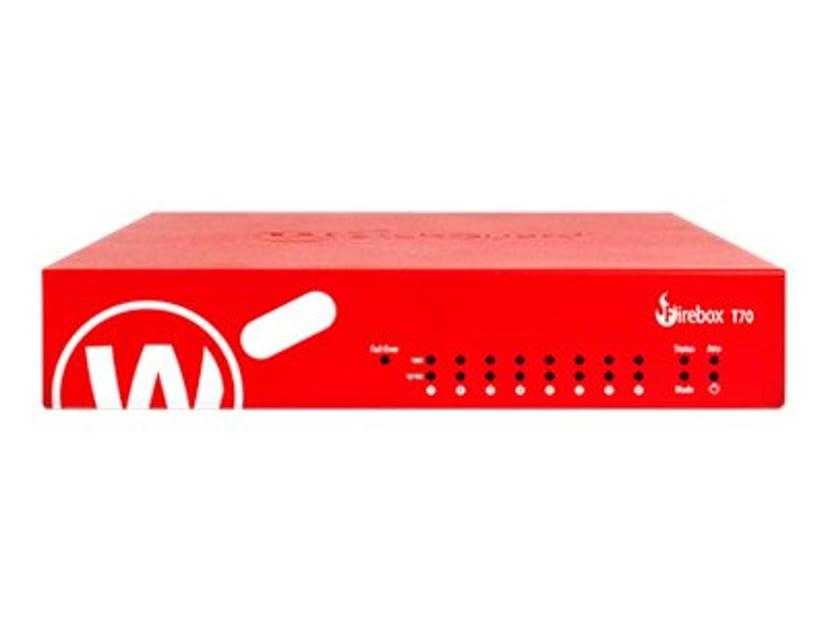 Watchguard Firebox T70 and 3-yr Standard Support