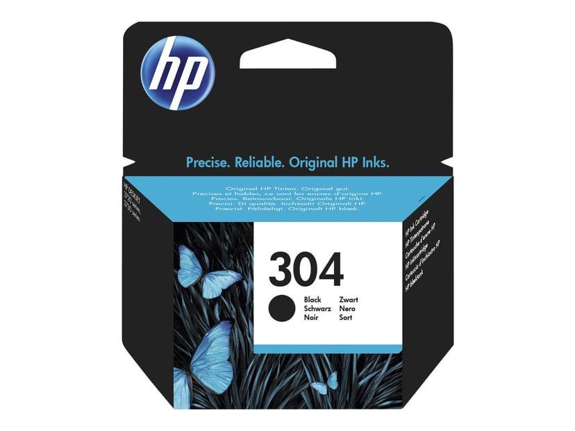 HP Bläck Svart No.304 - Deskjet 3720/3730/3732