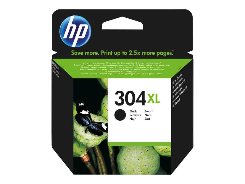 HP Bläck Svart No.304XL - Deskjet 3720/3730/3732