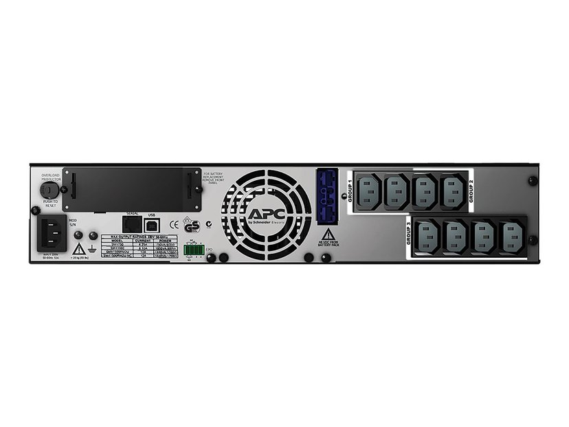 APC Smart-UPS X 1500 Rack/Tower LCD