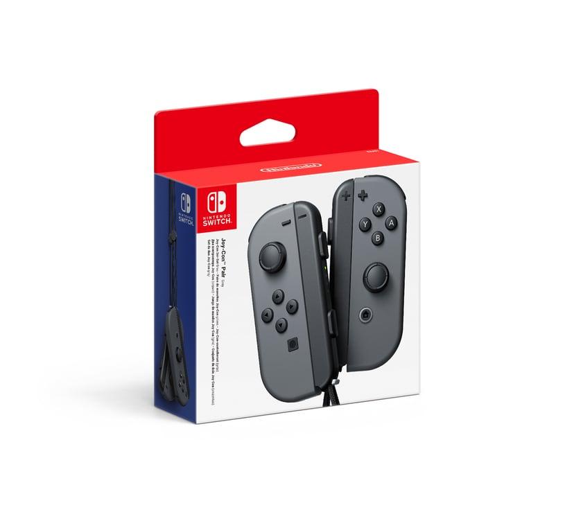 Nintendo Joy-Con Pair - Grey Grå