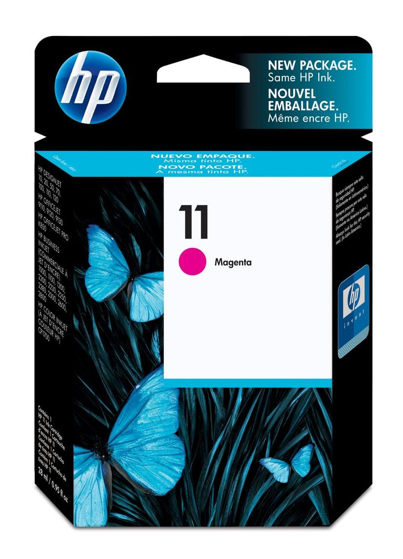 HP Inkt Magenta No.11 BI2200/2600/CP1700