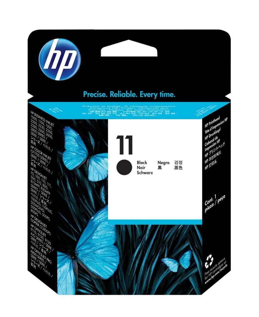 HP Skrivarhuvud No.11 Svart, Bi2200/2600/Cp1700