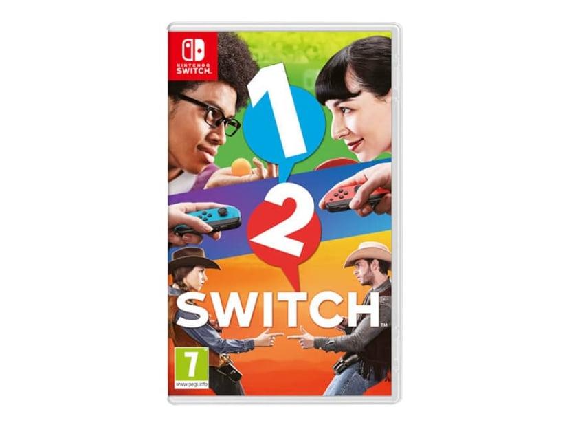 Nintendo 1-2 Switch Nintendo Switch