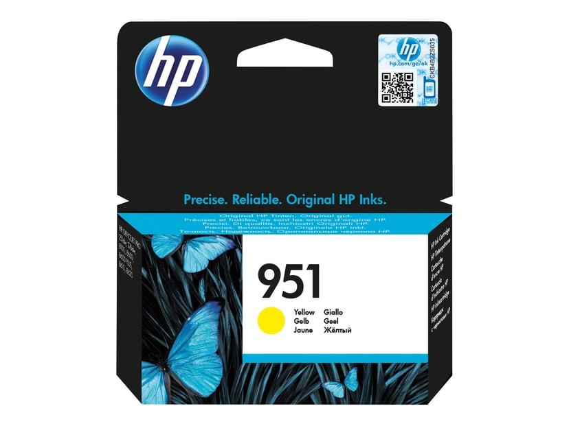 HP Bläck Gul No.951 8ml - Oj 251Dw/276Dw