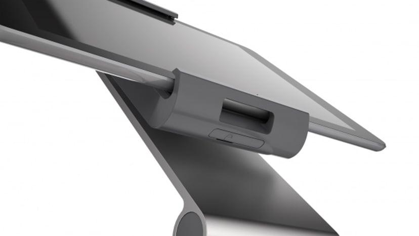 Durable Tablet Hållare Bord Silver