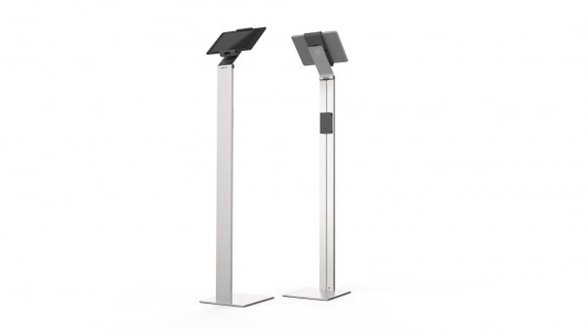 Durable Durable Tablet Hållare Golv Silver