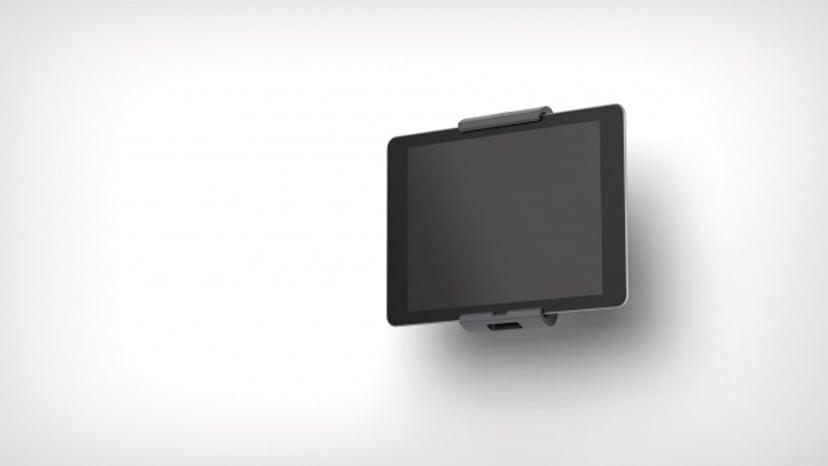 Durable Tablet Vägghållare Silver