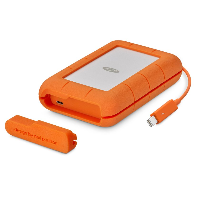 LaCie Rugged Thunderbolt & USB-C