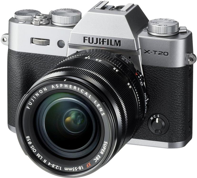 Fujifilm X-T20 + XF18-55/2,8-4 R