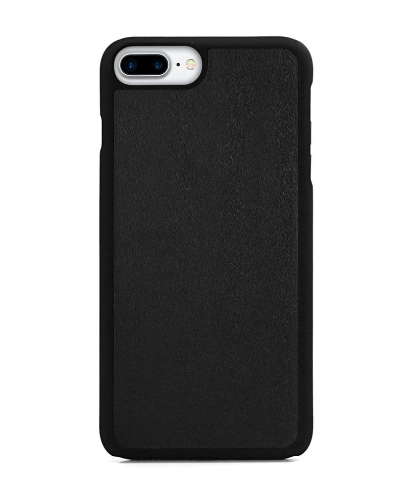 Cirafon Snap-On Case PU Svart iPhone 7 Plus, iPhone 8 Plus