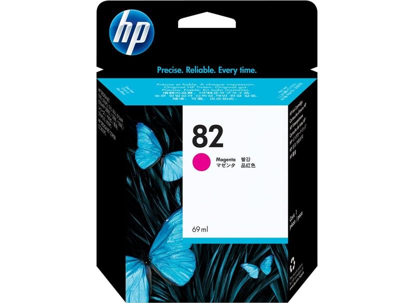 HP Blekk Magenta No.82 DNJ 500/800