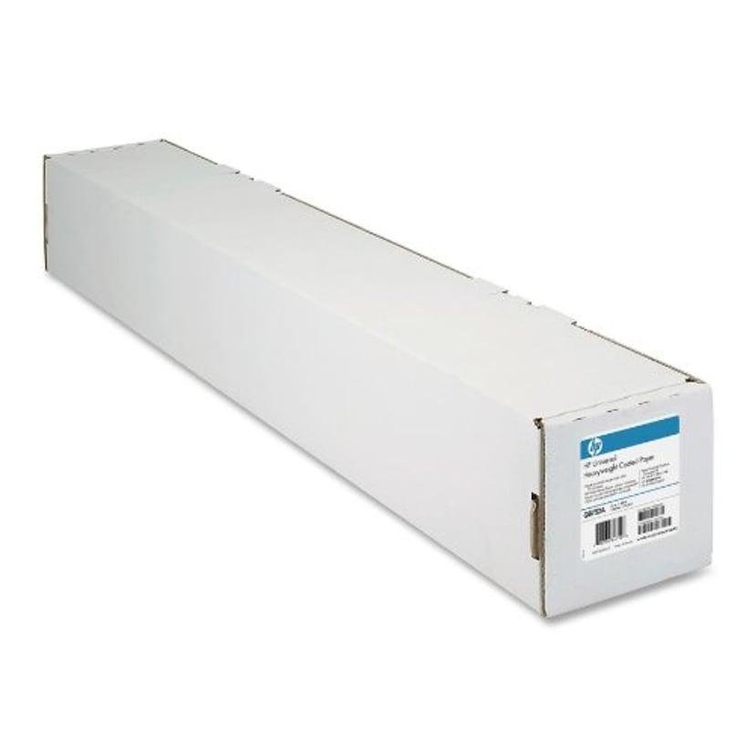 "HP Papir Belagt 24"" Rulle 45m 98g, DJ"