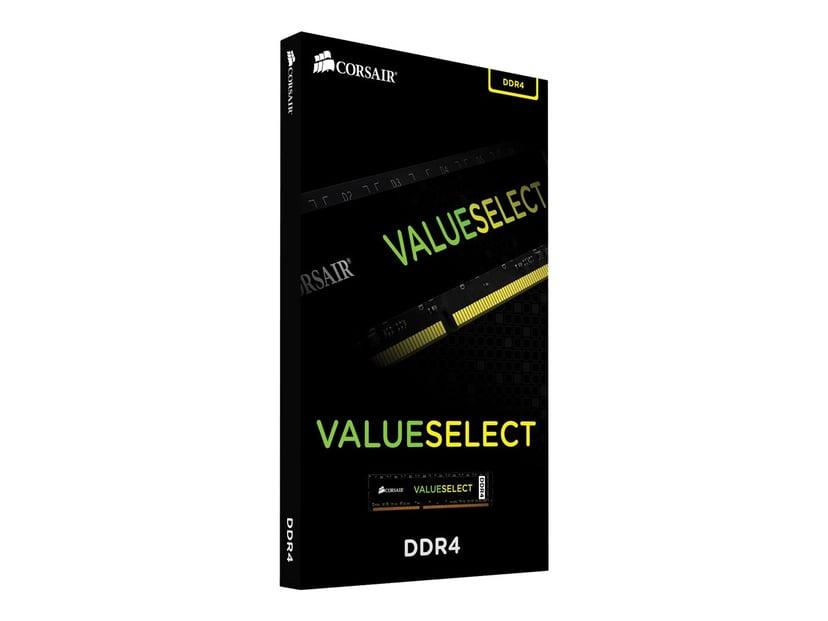 Corsair Value Select 8GB 2,400MHz DDR4 SDRAM DIMM 288-pin