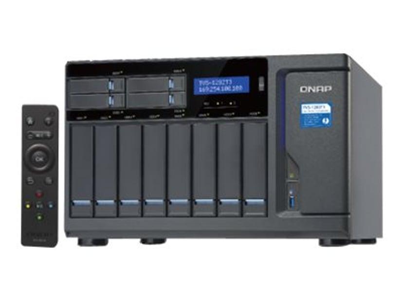 QNAP TVS-1282T3 i7 32GB 0TB NAS-server