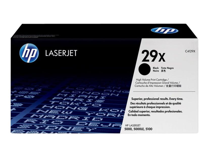 HP Värikasetti Musta - LJ 5XXX
