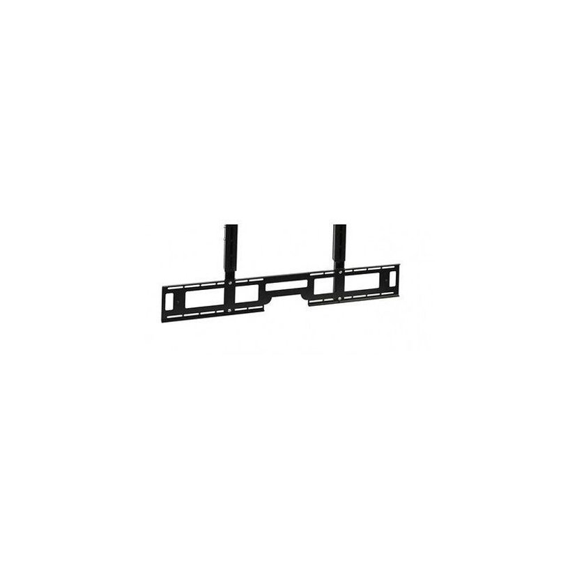 Flexson TV-Mount For Sonos Playbar - Black Single