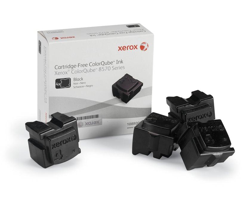 Xerox Muste SOLID 4X Musta 2,2K - CQ 8570