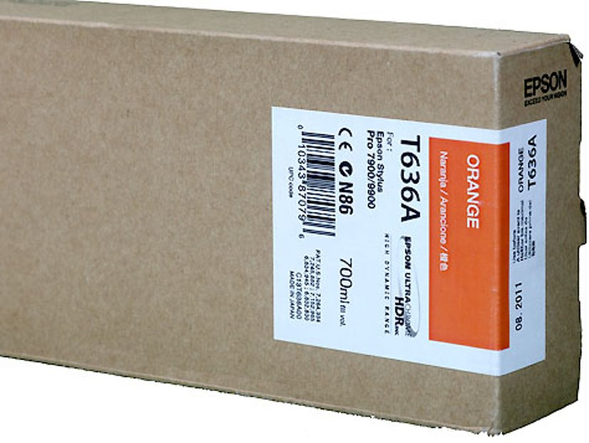 Epson Bläck Orange Ultrachrome HDR - PRO 7900