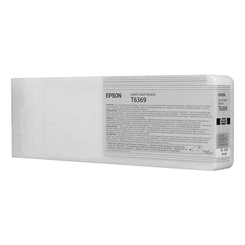 Epson Muste Kevyt Light Musta Ultrachrome HDR - PRO 7900