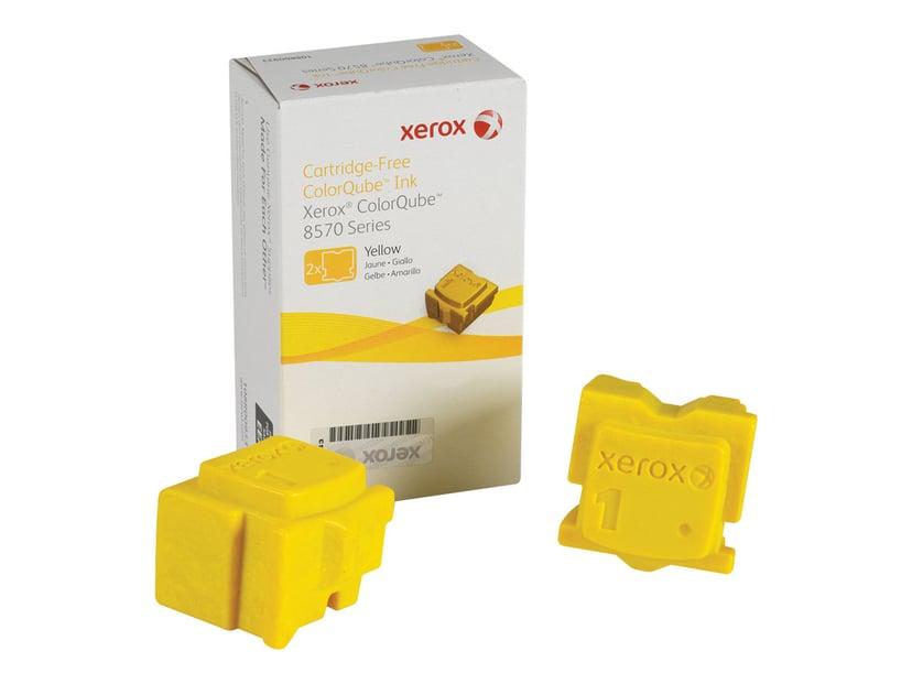Xerox Blæk SOLID 2X Gul 2,2K - CQ 8570