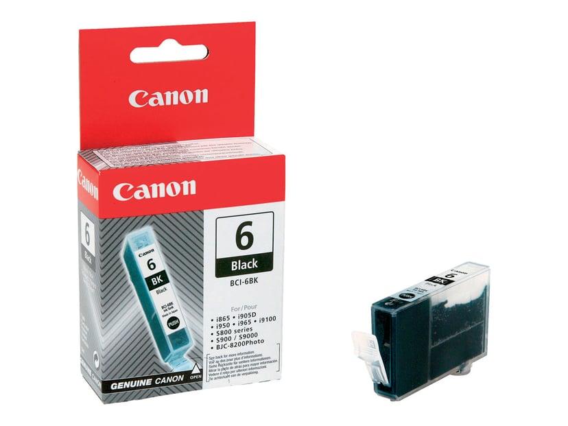 Canon Blekk Svart BCI-6BK - S800/S820D/S900/I990