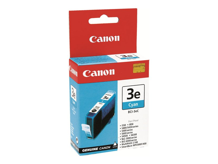 Canon Muste Syaani BCI-3EC BJC 3000/6000/I550/S400