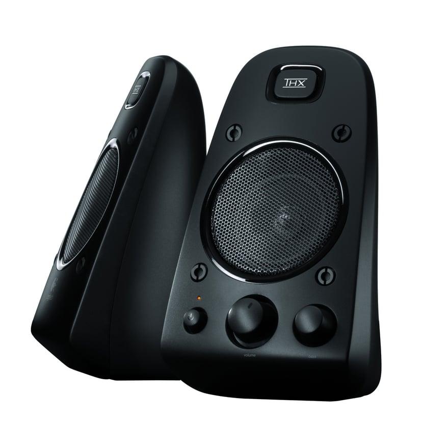 Logitech Z-623 + Bluetooth Adapter