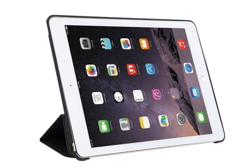 Cirafon CIRAFON PU LEATHER iPad 5th gen (2017), iPad 6th gen (2018) Musta