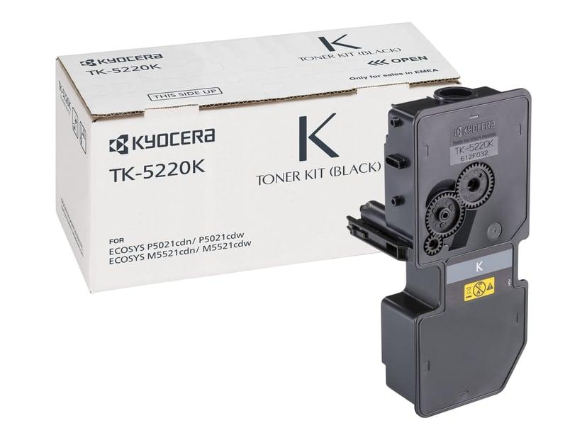 Kyocera Toner Svart TK-5220K 1.2K - M5521/P5021