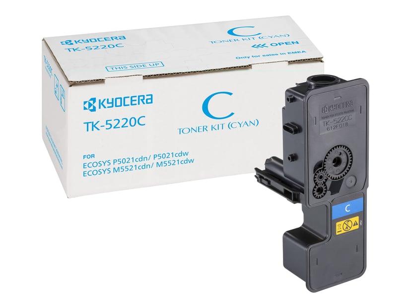 Kyocera Toner Cyan TK-5220C 1.2K - M5521/P5021