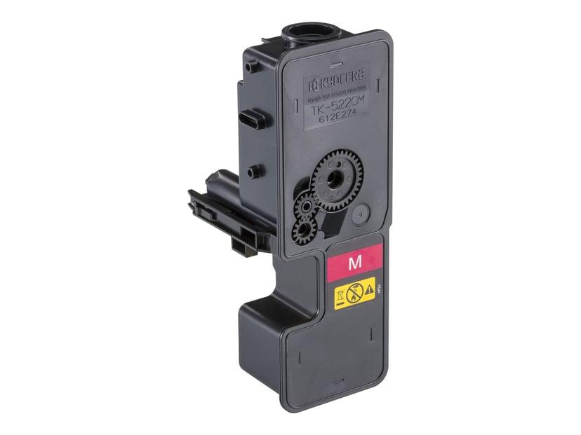 Kyocera Toner Magenta TK-5220M 1.2K - M5521/P5021