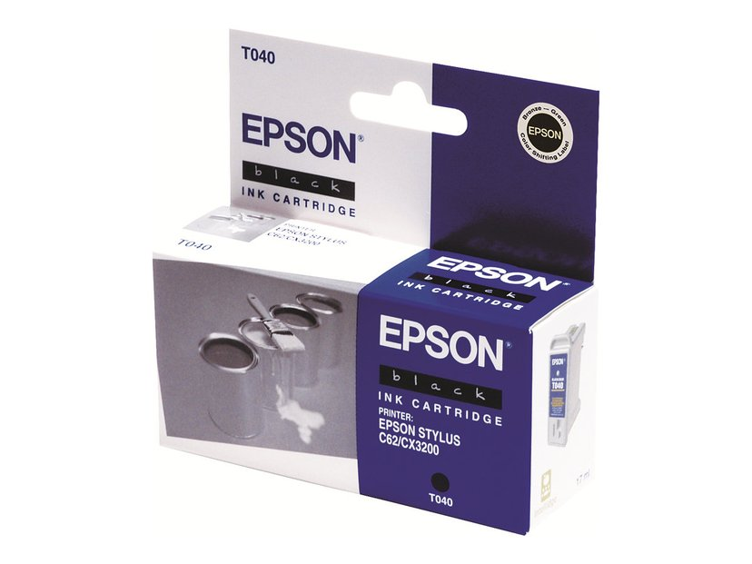 Epson Blekk Svart - STYLUS C62/CX3200