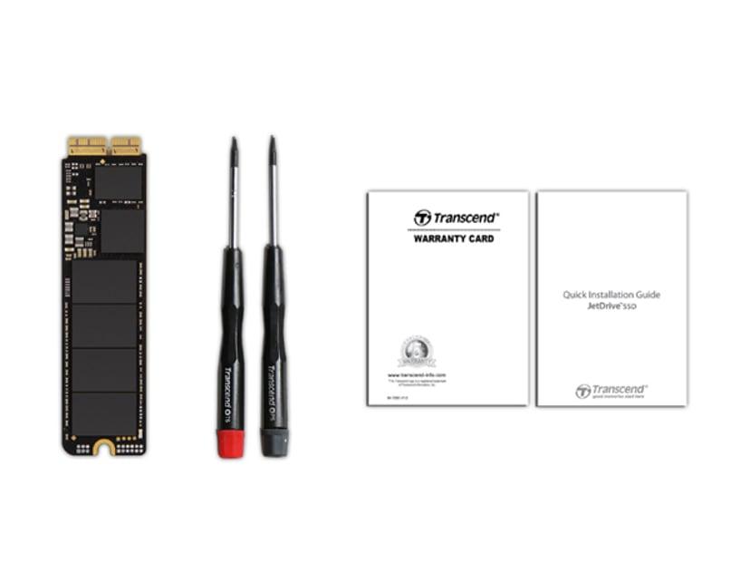 Transcend JetDrive 820 480GB PCIe-kort