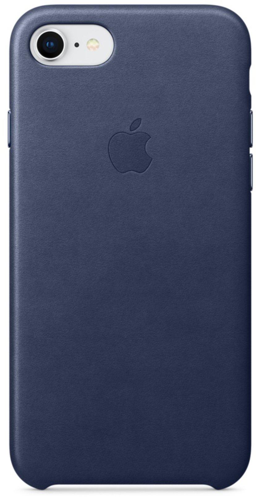 Apple Baksidedeksel for mobiltelefon iPhone 7; iPhone 8 Midnattsblå