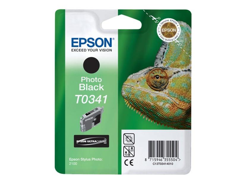 Epson Muste Musta - STYLUS Kuva 2100