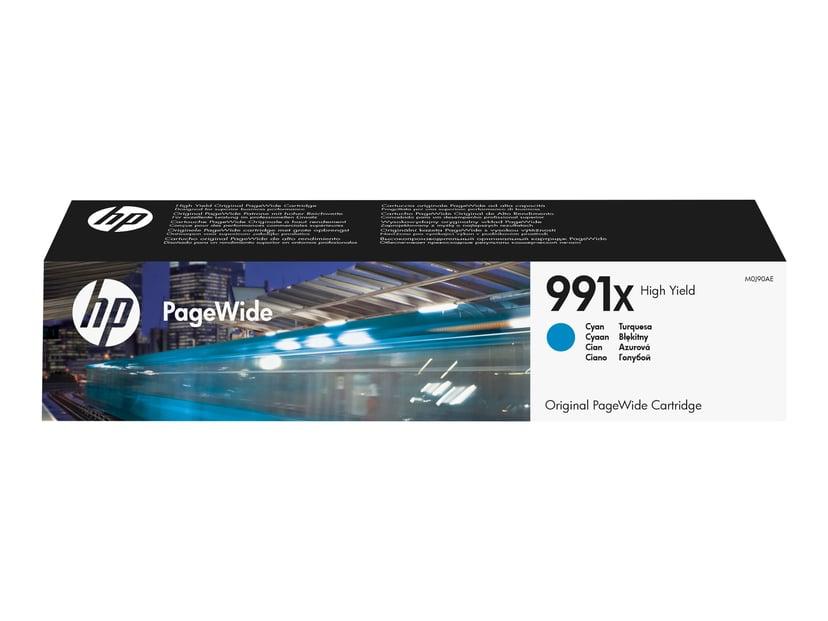 HP Blekk Cyan 991X - PW Pro 772
